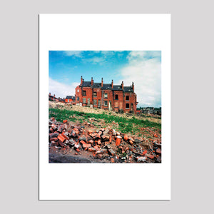 Peter Mitchell | Five Houses Poster
