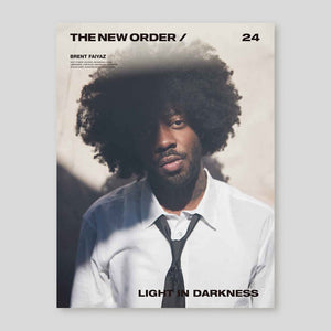 The New Order Magazine #24 | Colours May Vary