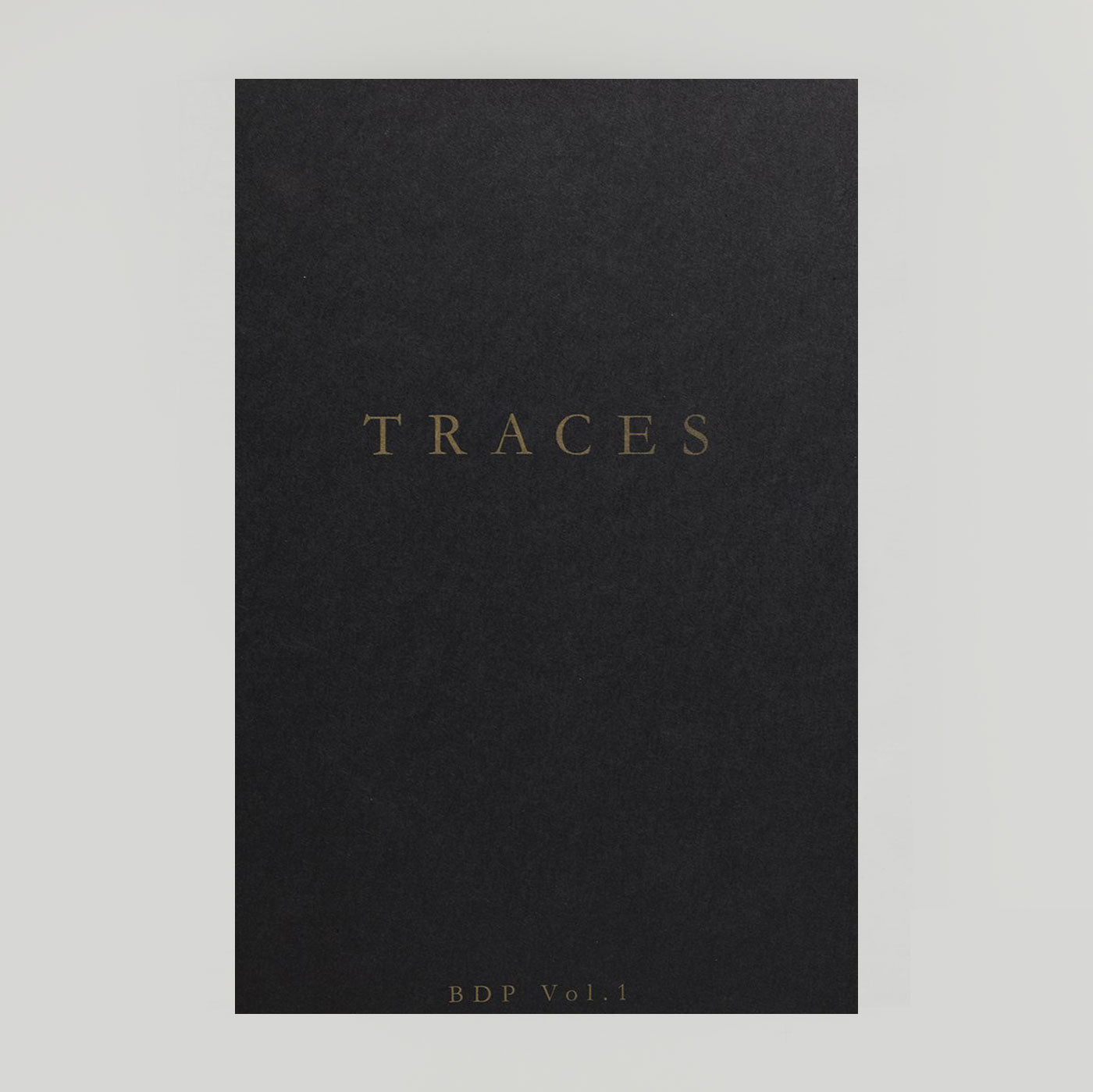 Traces - BDP Vol 1 - Black Dragon Press - Colours May Vary