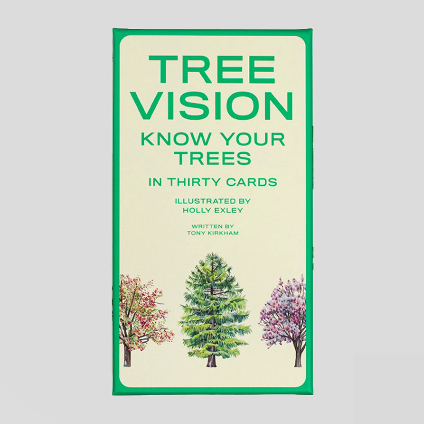 Tree Vision: Know Your Trees In 30 Cards | Colours May Vary