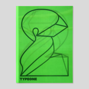 Typeone Magazine #02 | Colours May Vary