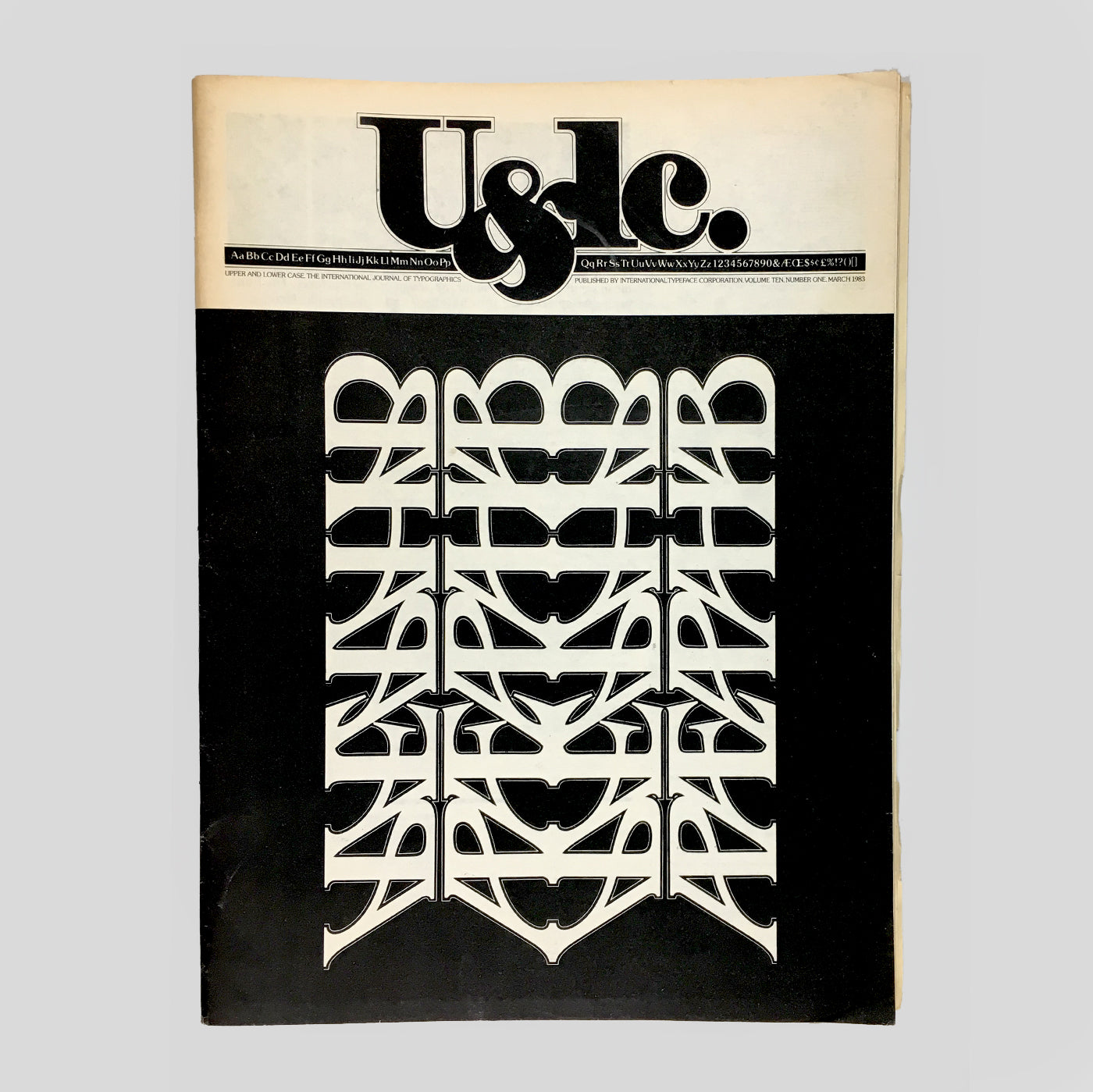 U&lc Vol. 10, No. 1, March 1980