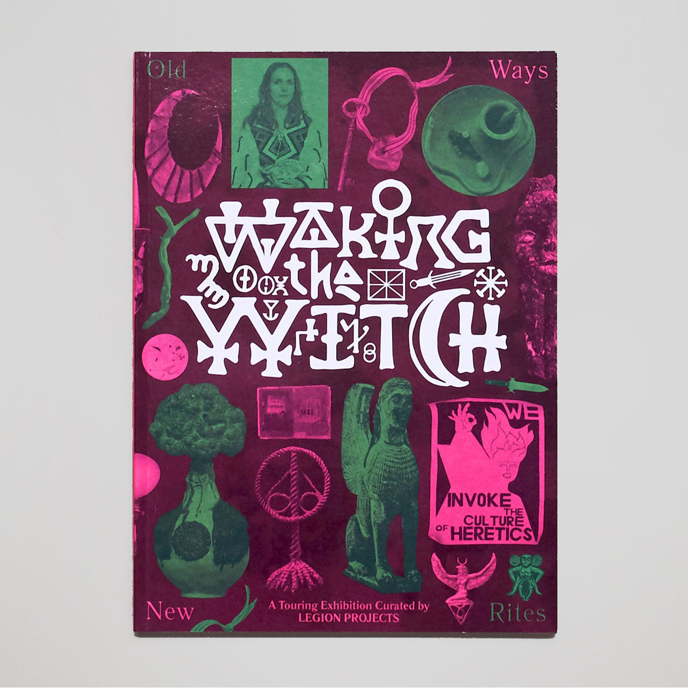 Waking The Witch - Matthew Hughes & Una Hamilton Helle