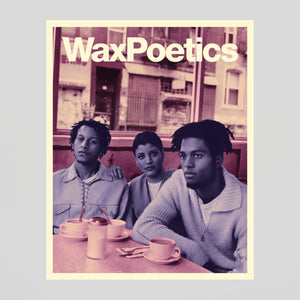 Wax Poetics Journal #68 - Colours May Vary