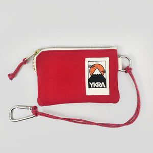YKRA Wallet - Red