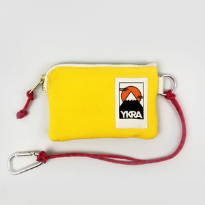 YKRA Mini Wallet - Yellow