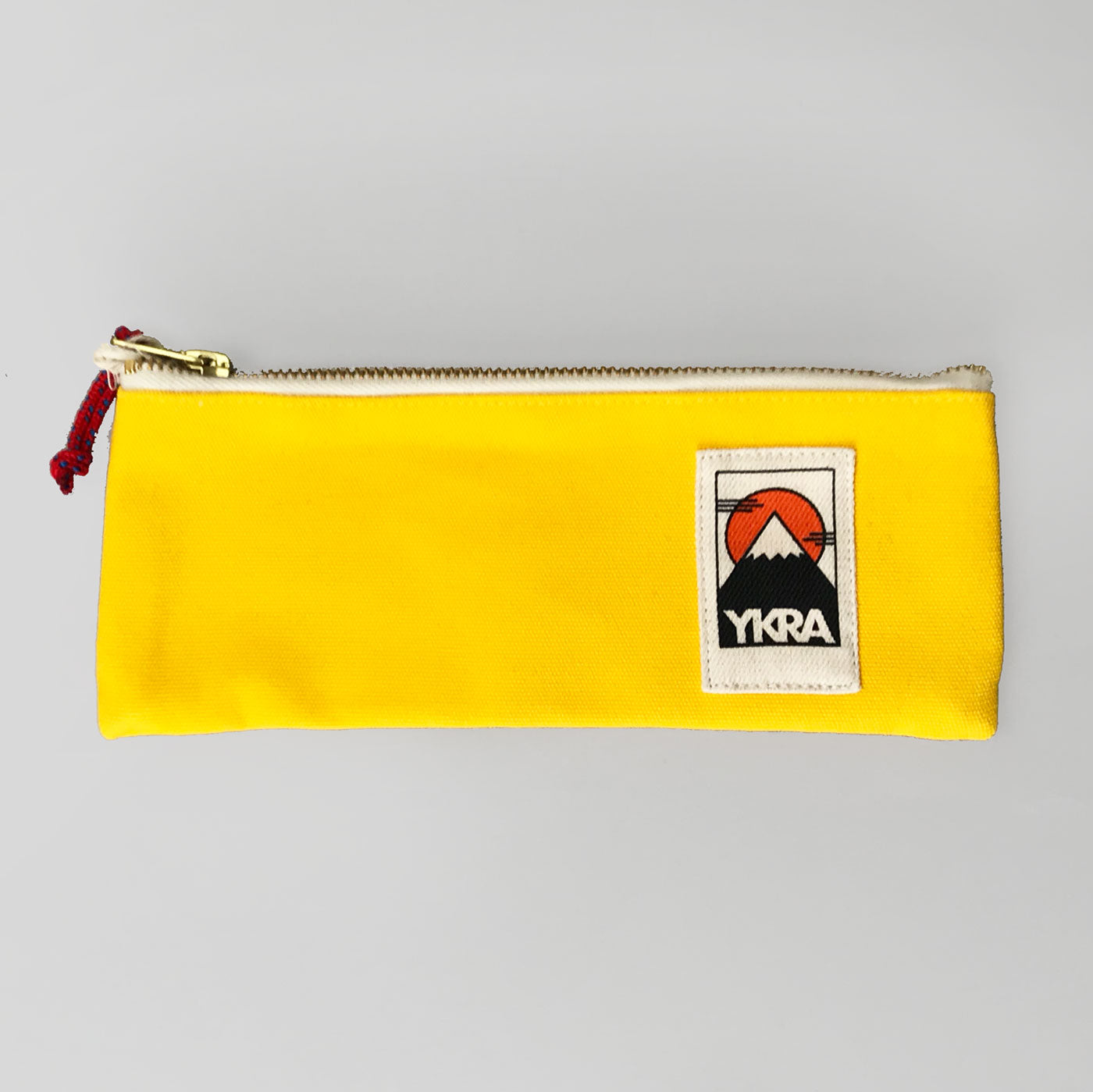 YKRA Pencil Case - Yellow - Colours May Vary