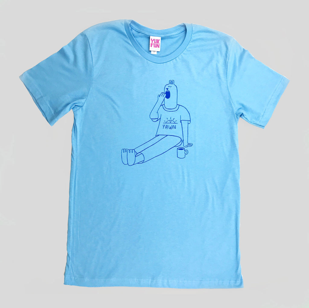 Sleepy T-Shirt by Hello Yuk Fun