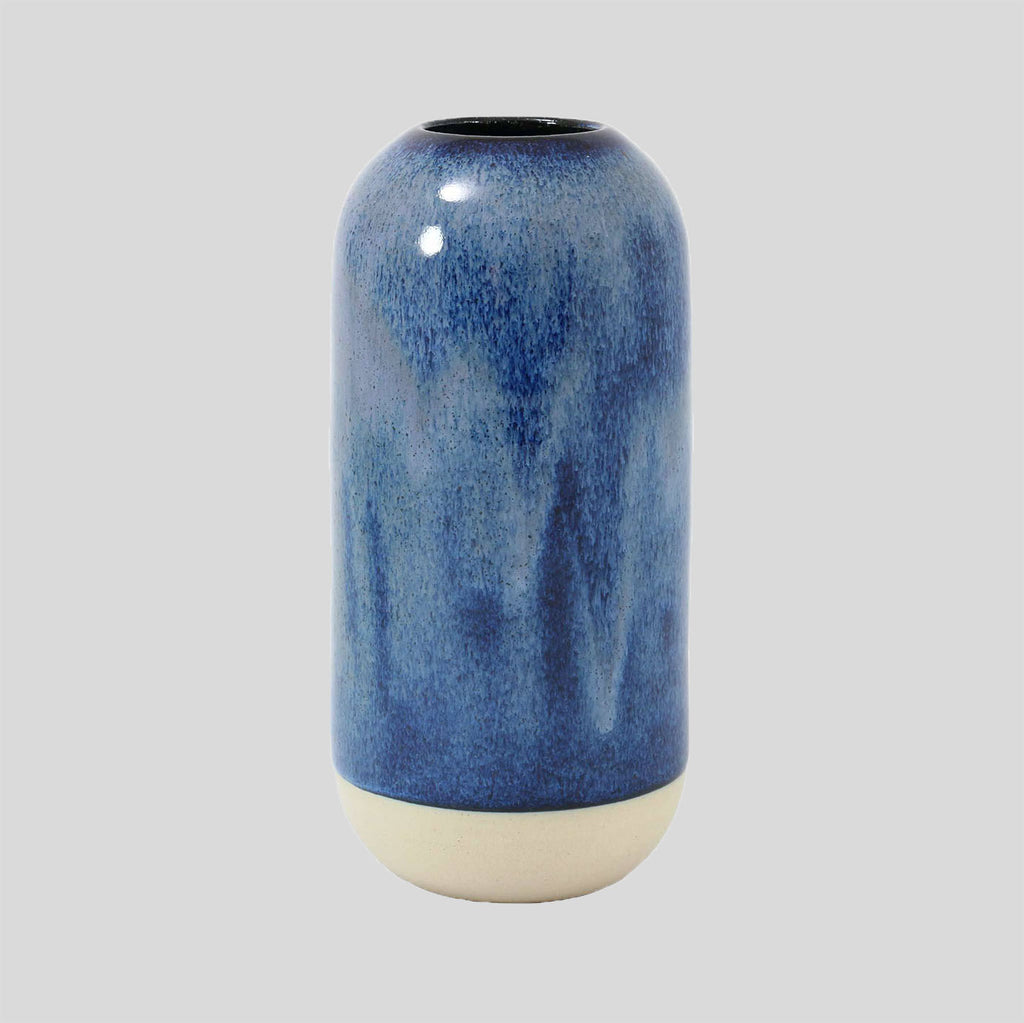 Studio Arhoj Yuki Vase - Shadow Blue