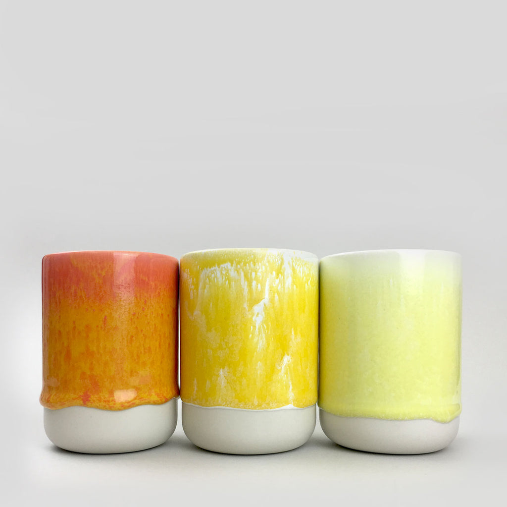 Studio Arhoj Slurp Cup - Zesty Oranges & Yellows