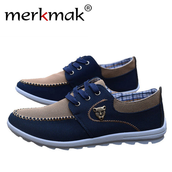 2017 New Summer Brand Canvas Casual Men's Casual Shoes Matching Light Flat Shoes Men Comfortable Boat Shoes Plus Size 39-46