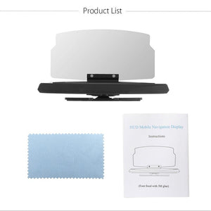 Special Cyber Monday- Car Windscreen Projector Head Up Display