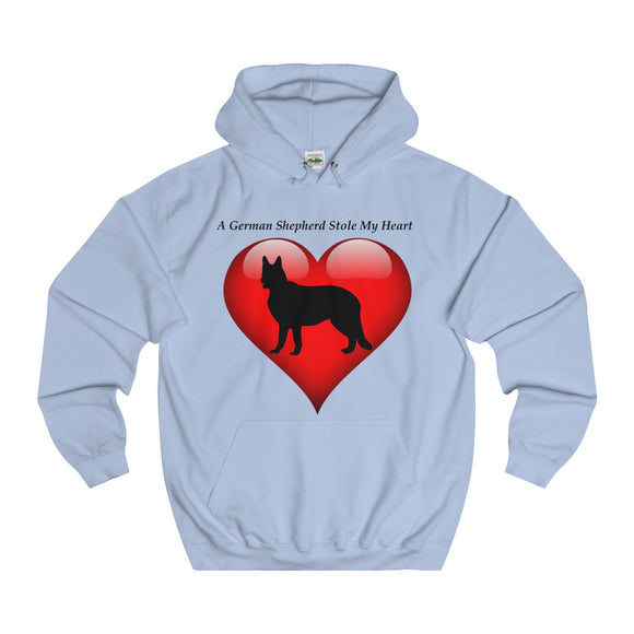 German Shepherd Adults Hoodie