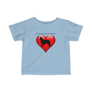 German Shepherd Infants Tee