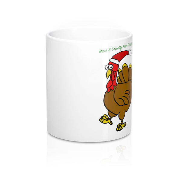 Have A Cruelty Free Christmas Mug!