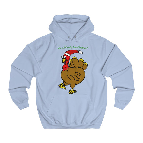 Have A Cruelty Free Christmas Adults Unisex Hoodie!