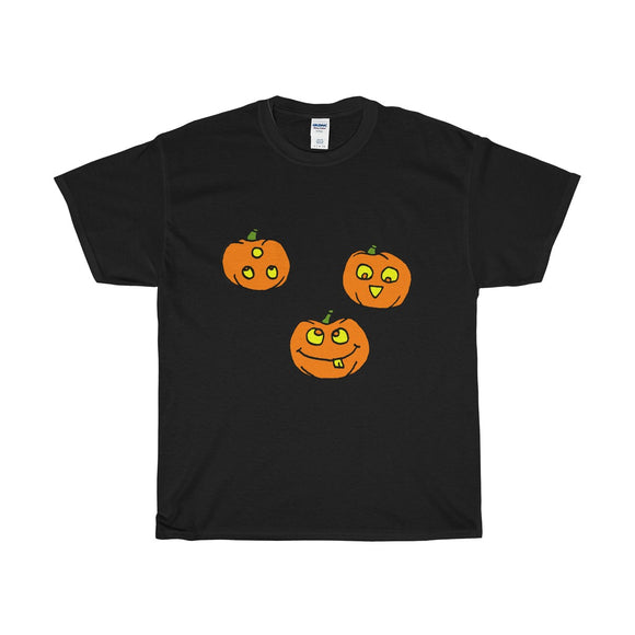Silly Pumpkins Adults Unisex Tee!
