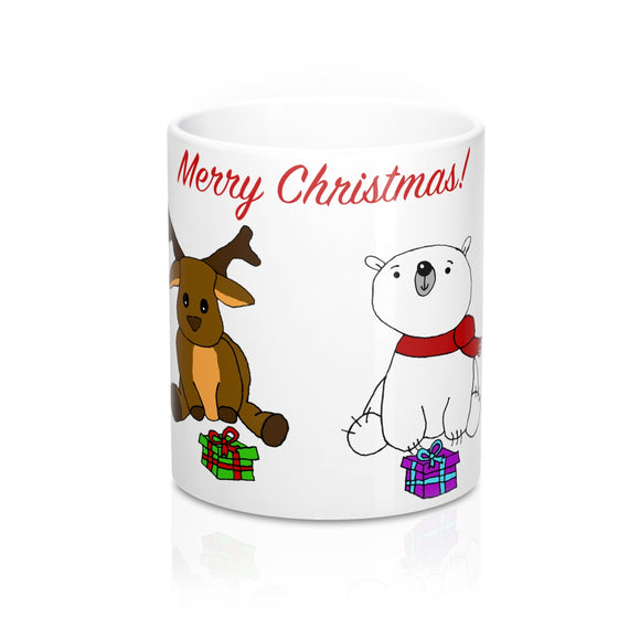 Have A Beary Deer Christmas Mug!