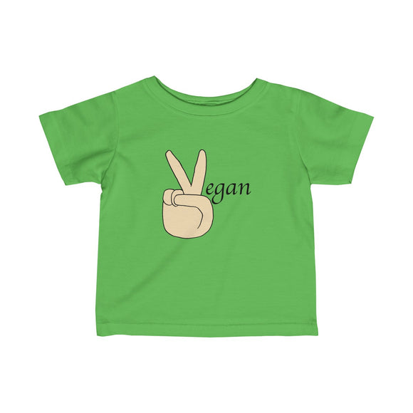 Vegan Infants Unisex Tee!