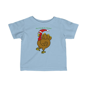 Have A Cruelty Free Christmas Infants Unisex Tee!