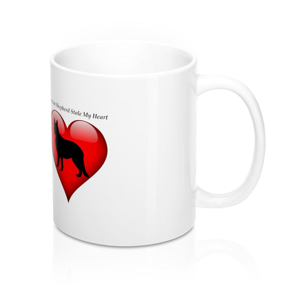 German Shepherd Mug!