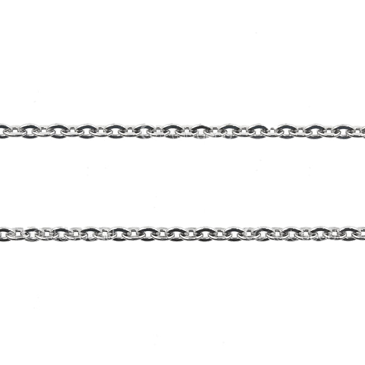 Stainless steel chain mirror