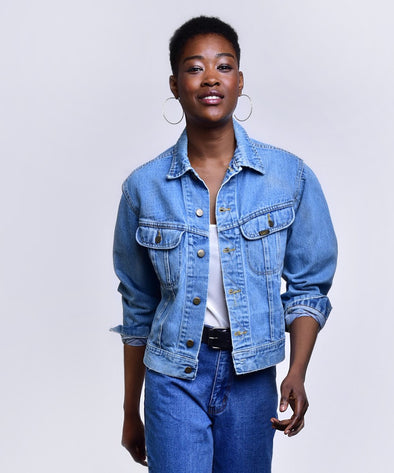 Denim Jacket - unbranded