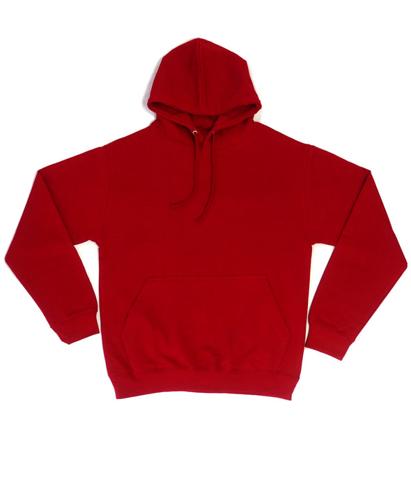 Hoodie - Chilli Red