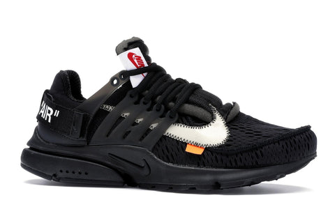 GCH RAFFLE NIKE OFF WHITE AIR PRESTO 2018