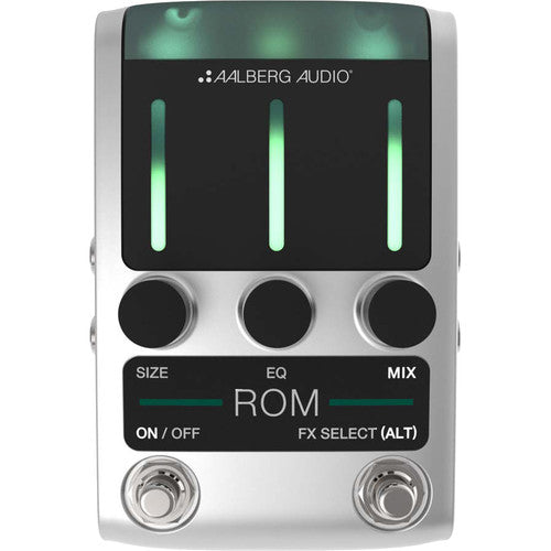 Aalberg ROM RO-1 Reverb w/ Wireless Control