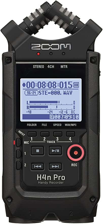 Zoom H4n Handy Recorder AB