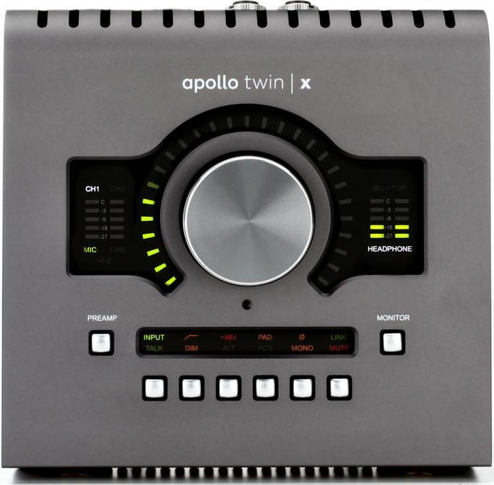 Apollo Twin X Duo