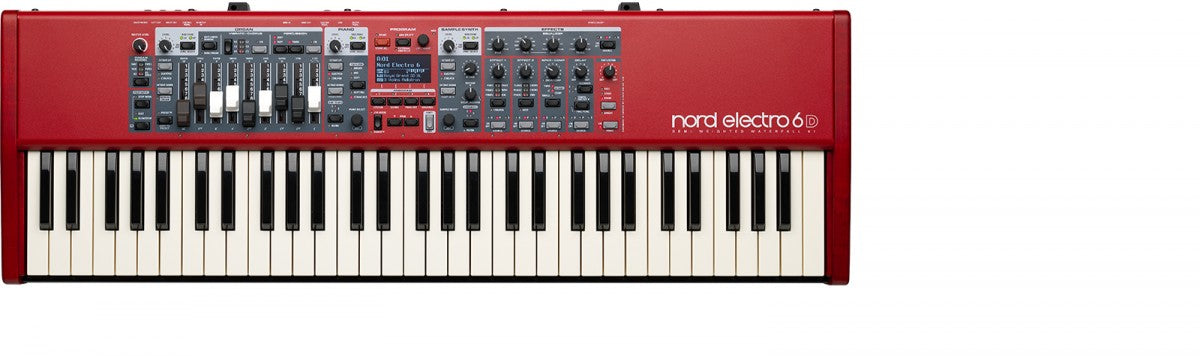 Nord Electro 6D 61 Waterfall Keys