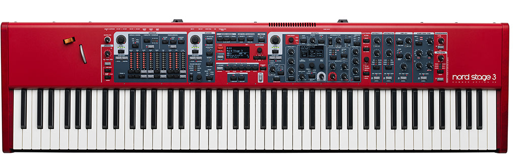 Nord Stage 3 Hammer Action 88 Keys