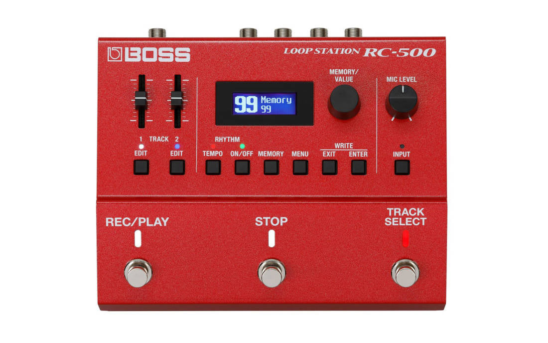 BOSS RC-500 Loopstation