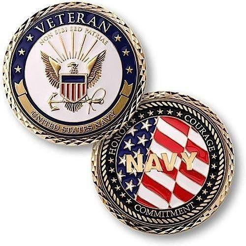 HISTORY OF THE CHALLENGE COIN