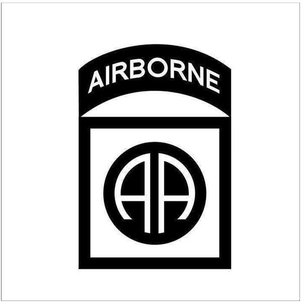 "82nd Airborne Patch 7"" Vinyl"