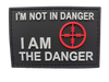 Danger PVC Morale Patch