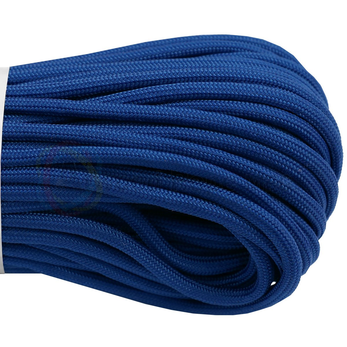 550 Type III Paracord Made in USA - 100 ft - Royal Blue