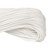 550 Type III Paracord Made in USA - 100 ft - White