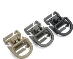 D-Ring Rotation Buckle Webbing For MOLLE