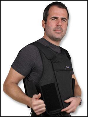 BulletSafe Bulletproof Vest - Level IIIA
