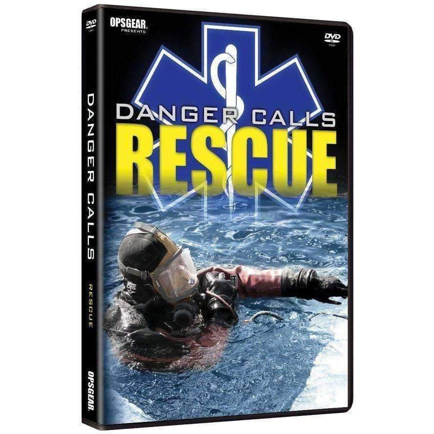 Danger Calls DVD - RESCUE