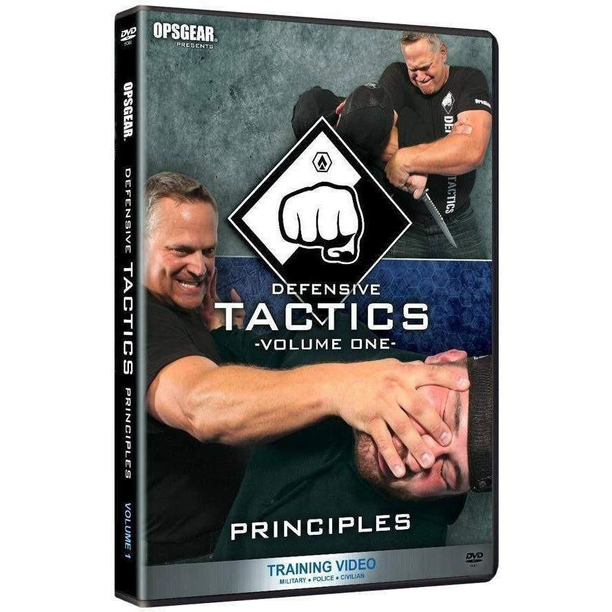 Defensive Tactics #1 DVD - Principles