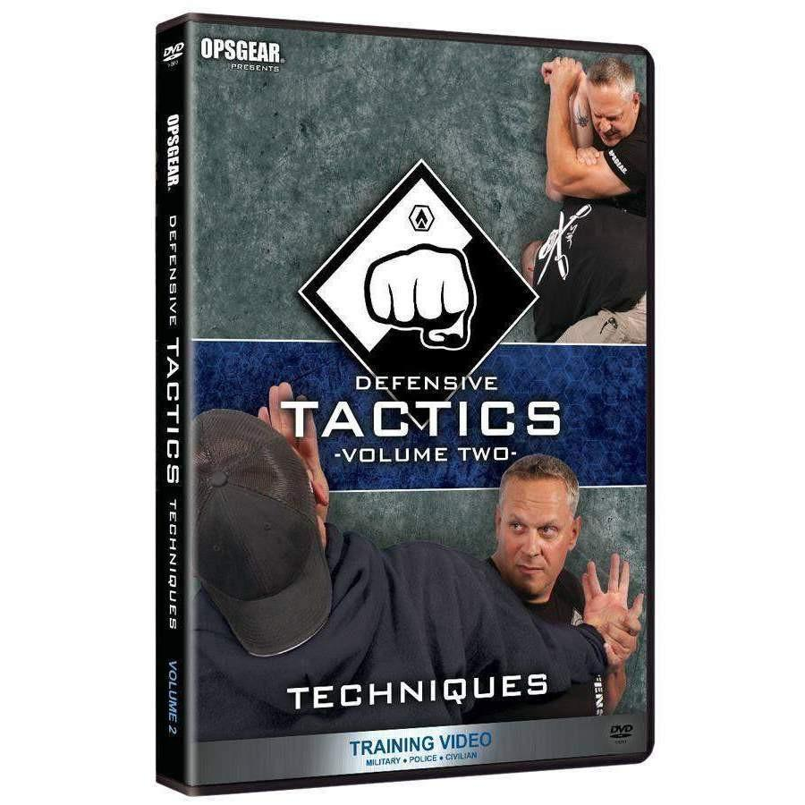Defensive Tactics #2 DVD - Techniques