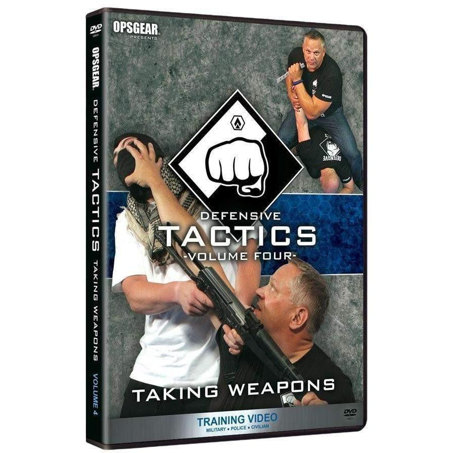 Defensive Tactics #4 DVD - Disarming an Attacker