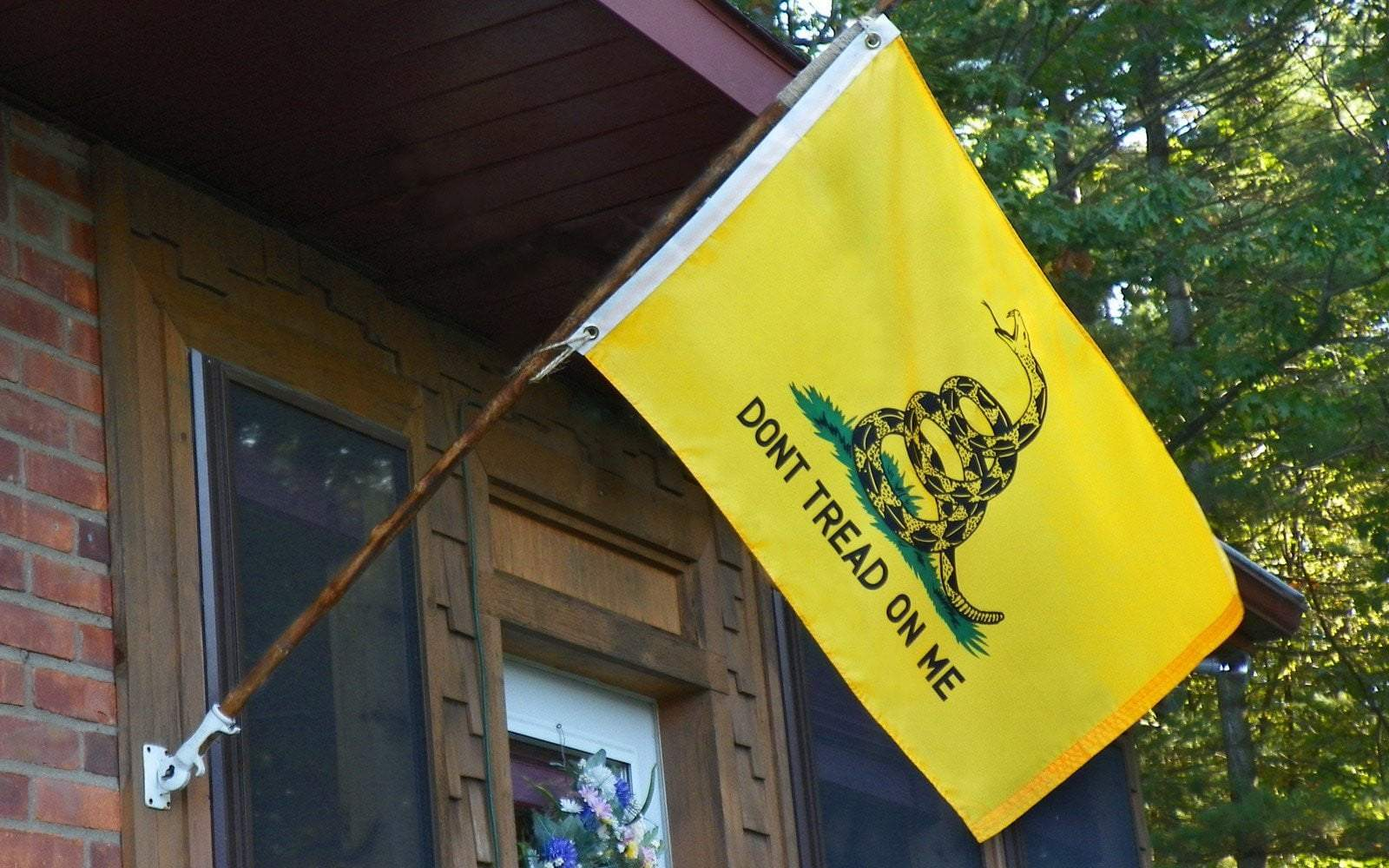 Gadsden Don't Tread On Me - 3' x 5' Flag