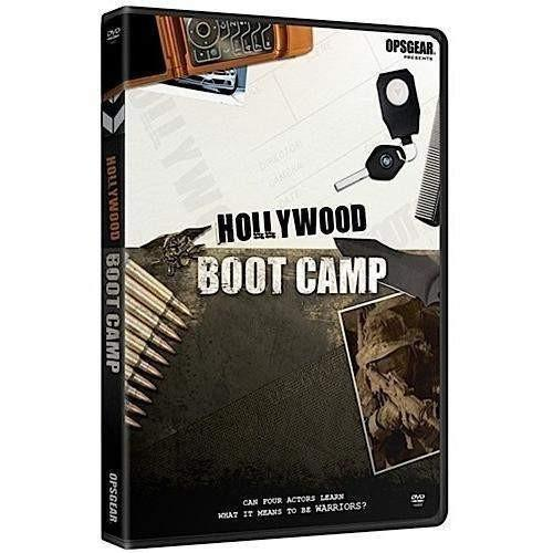 Hollywood Boot Camp DVD
