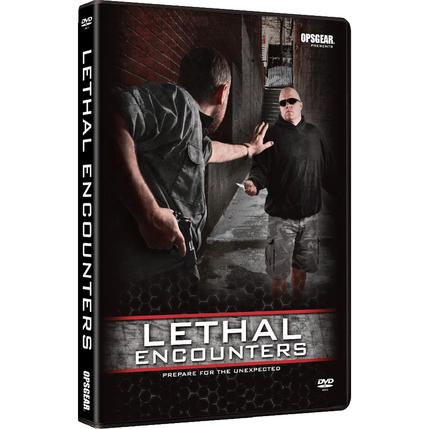 Lethal Encounters DVD