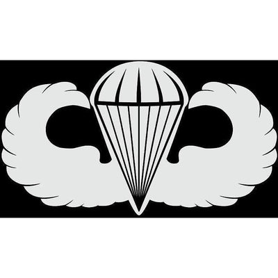 "OPSGEAR Airborne Badge Decal - 3"" X 2"""